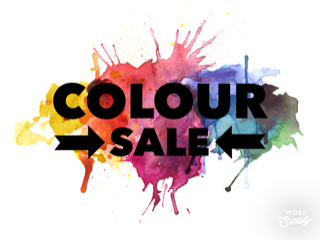 Monday Colour Bonanza-BOOK NOW